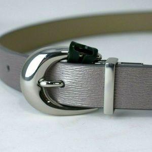 Lauren Ralph Lauren Reversible twilight Grey Belt
